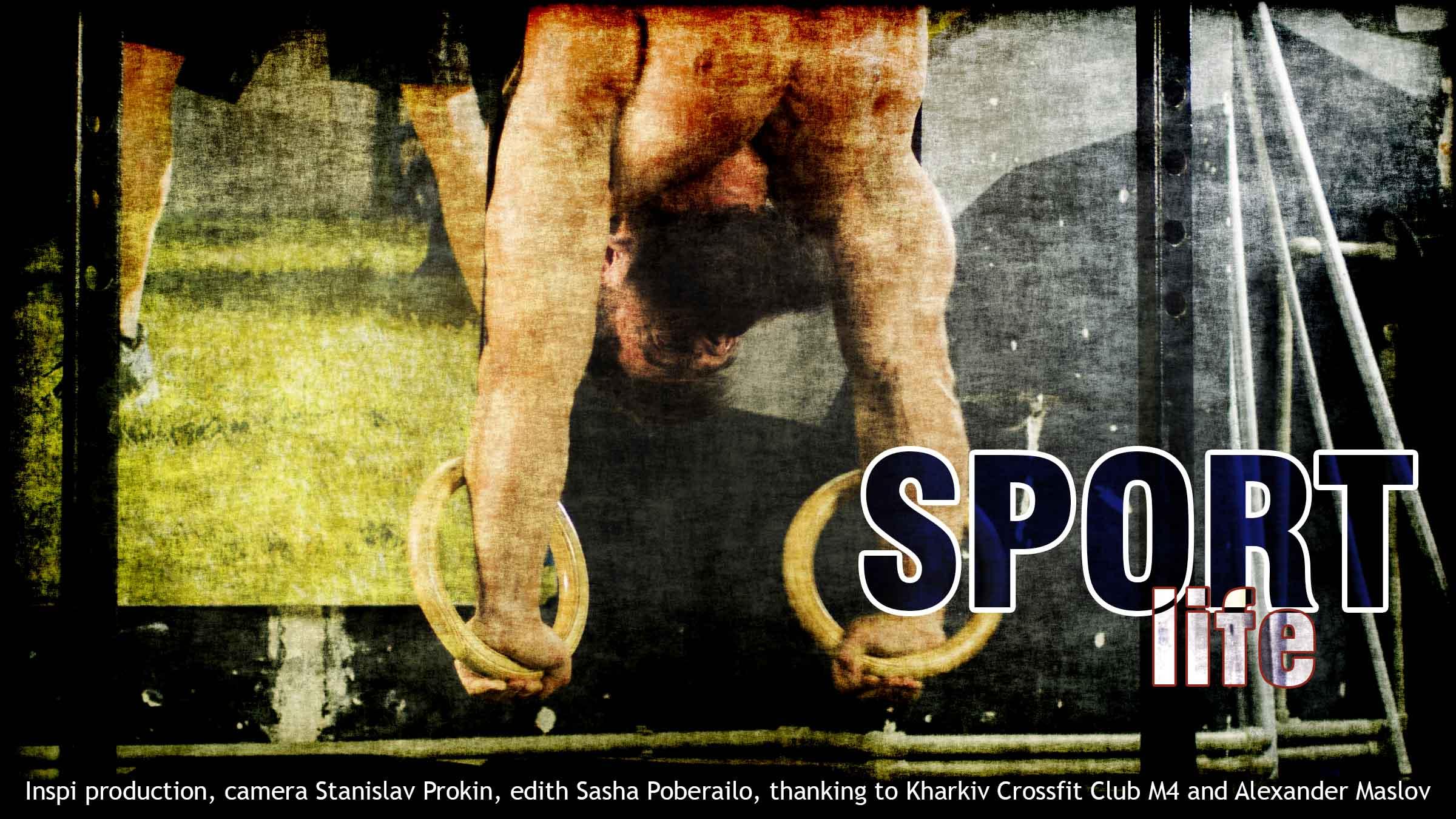 sport life Sasha Poberailo Саша Поберайло