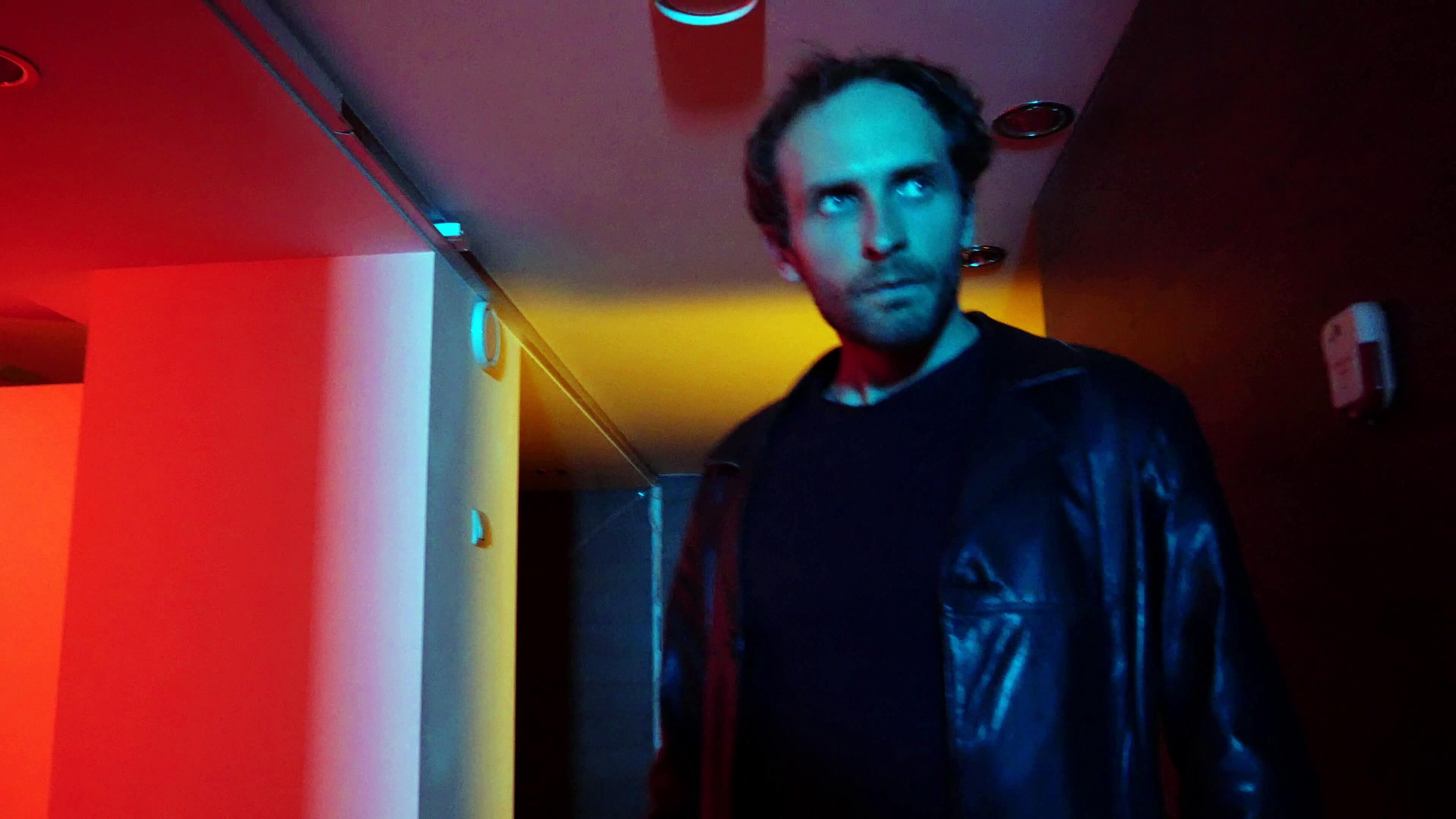 maniac scene digital dawn web se - action, cyberpunk, episode, noir, technoir, webseries