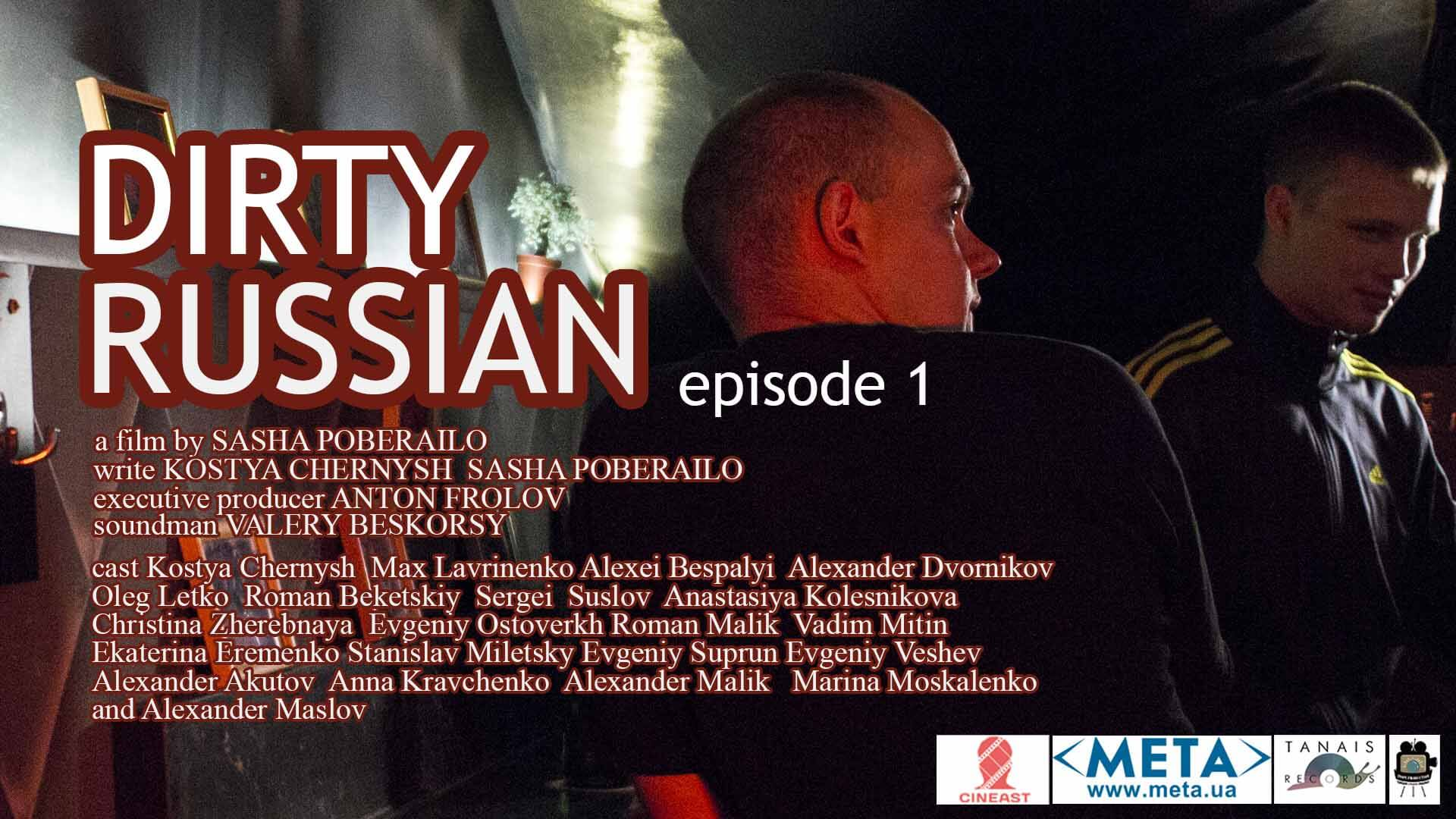 dirty russian episode 1 - dirtyrussian, webseries