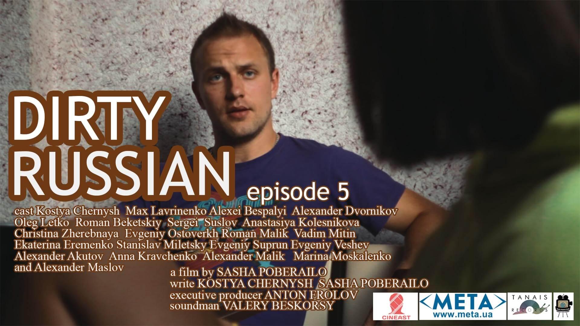 dirty russian episode 5 - Webseries