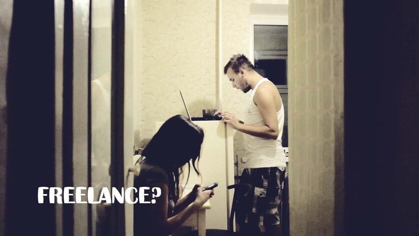 freelance dailymotion -