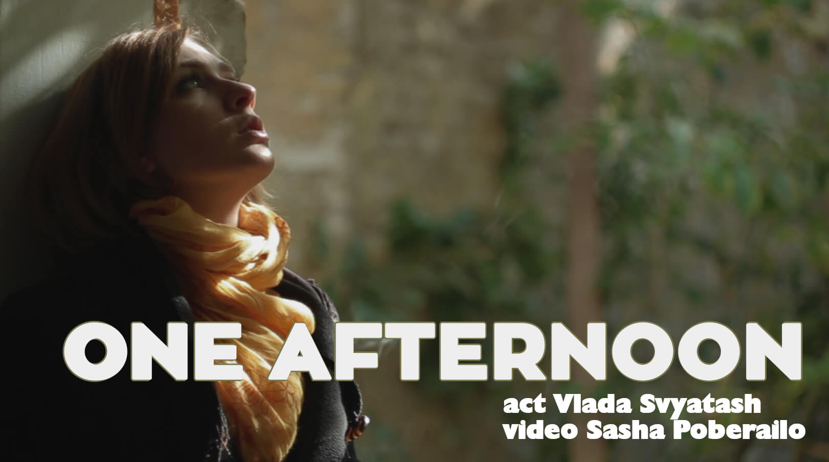 one afternoon -