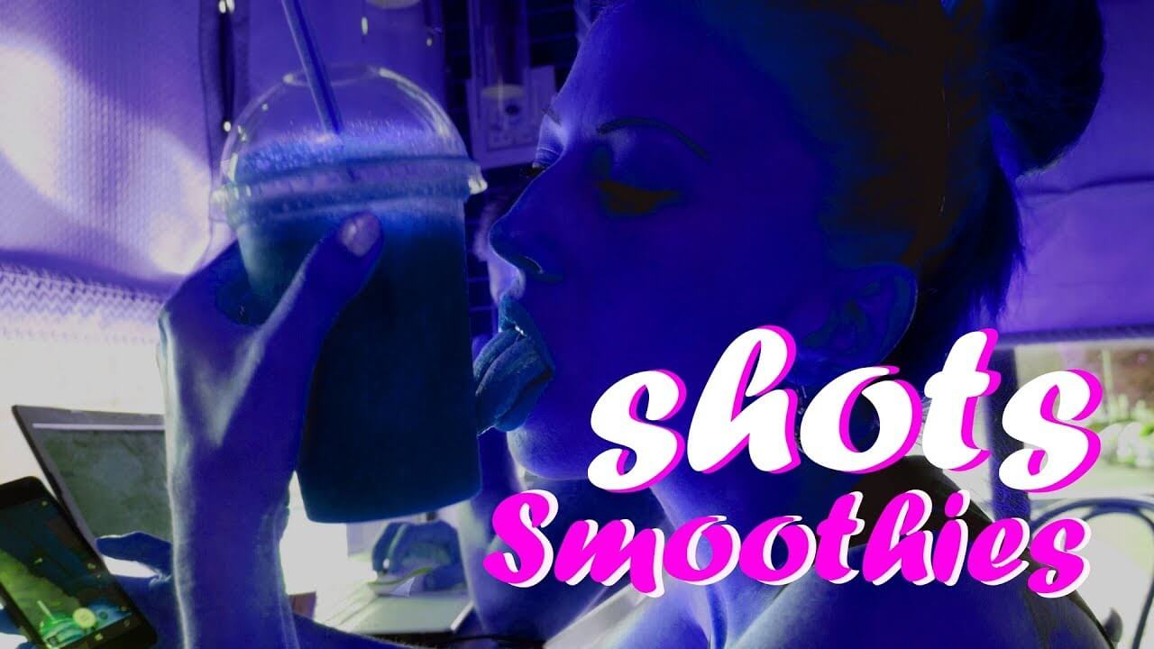smoothie shot 03 -