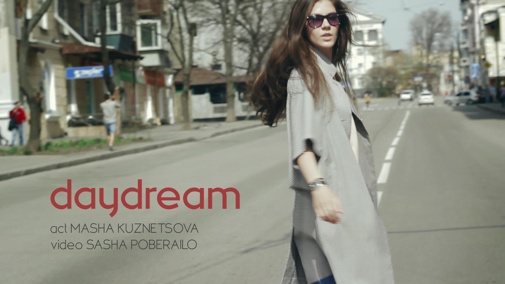 daydream fashion short film - Actors
