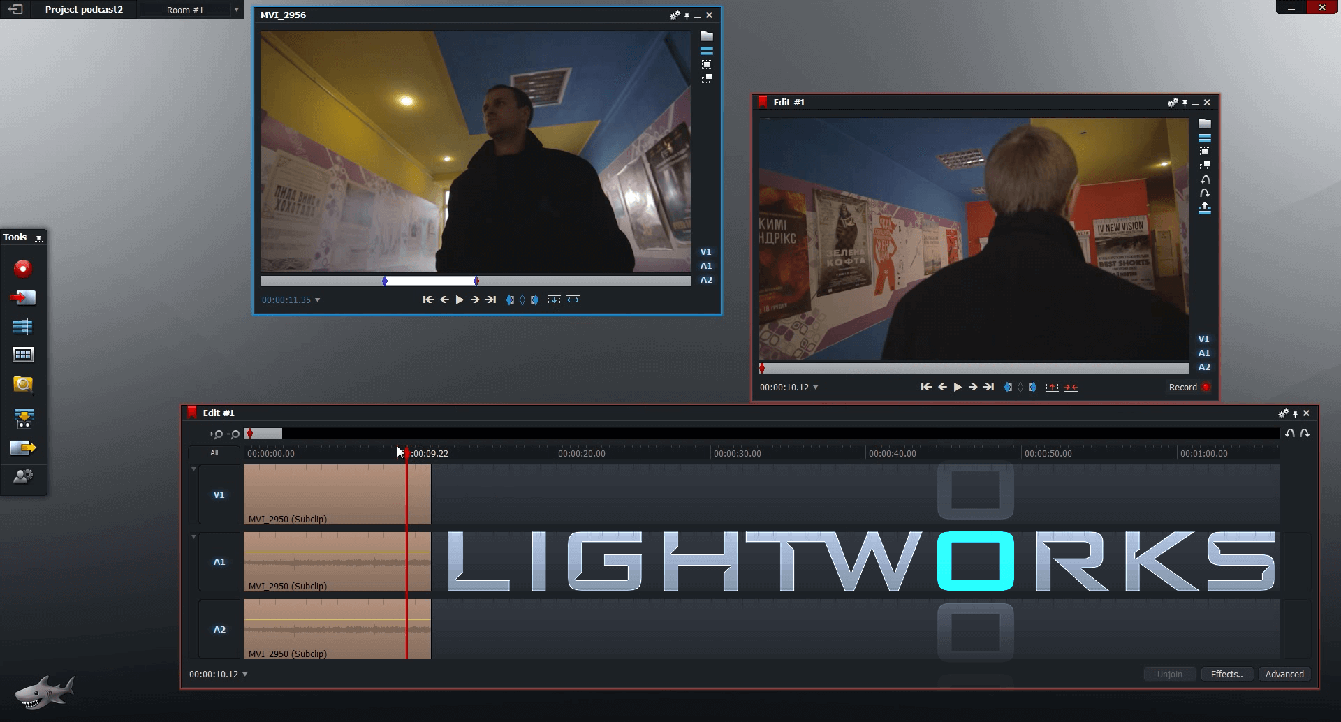 lightworks v12 tutorial review r - Поберайло